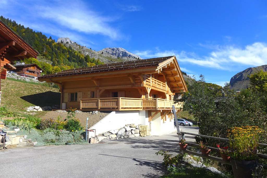Location chalet grand bornand tilema haute savoie - Office du tourisme grand bornand chinaillon ...
