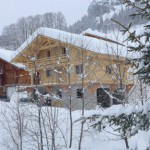 chalet grand bornand