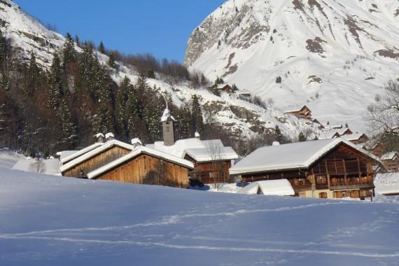 Location chalet grand bornand - Office du tourisme grand bornand chinaillon ...
